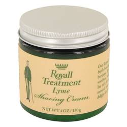 Royall Lyme Shaving Cream By Royall Fragrances
