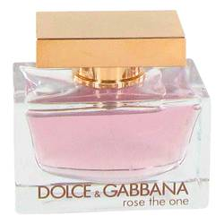 Rose The One Eau De Parfum Spray (Tester) By Dolce & Gabbana
