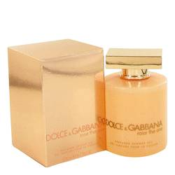 Rose The One Shower Gel By Dolce & Gabbana