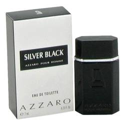 Silver Black Mini EDT By Azzaro