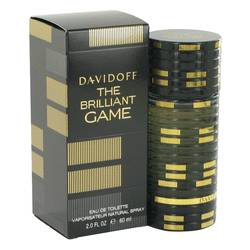 The Brilliant Game Eau De Toilette Spray By Davidoff