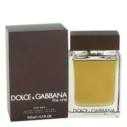 The One After Shave Lotion By Dolce & Gabbana