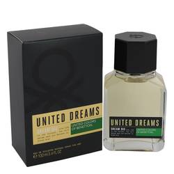 United Dreams Dream Big Eau De Toilette Spray By Benetton