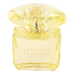 Versace Yellow Diamond Intense Eau De Parfum Spray (Tester) By Versace