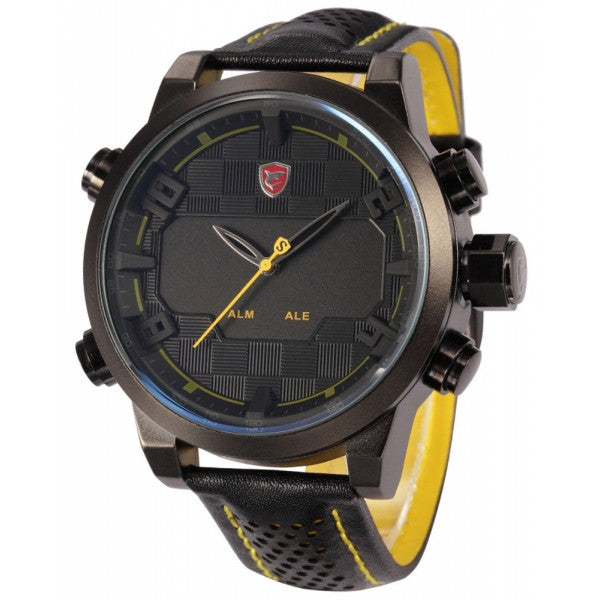 Be-Shark Men's Sport LED Watch SH204be
