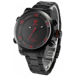 Be-Shark Be-Shark Men's Sport LED Watch SH360be