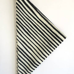 Sammie B Stripes Premium Cotton Handmade Bandana