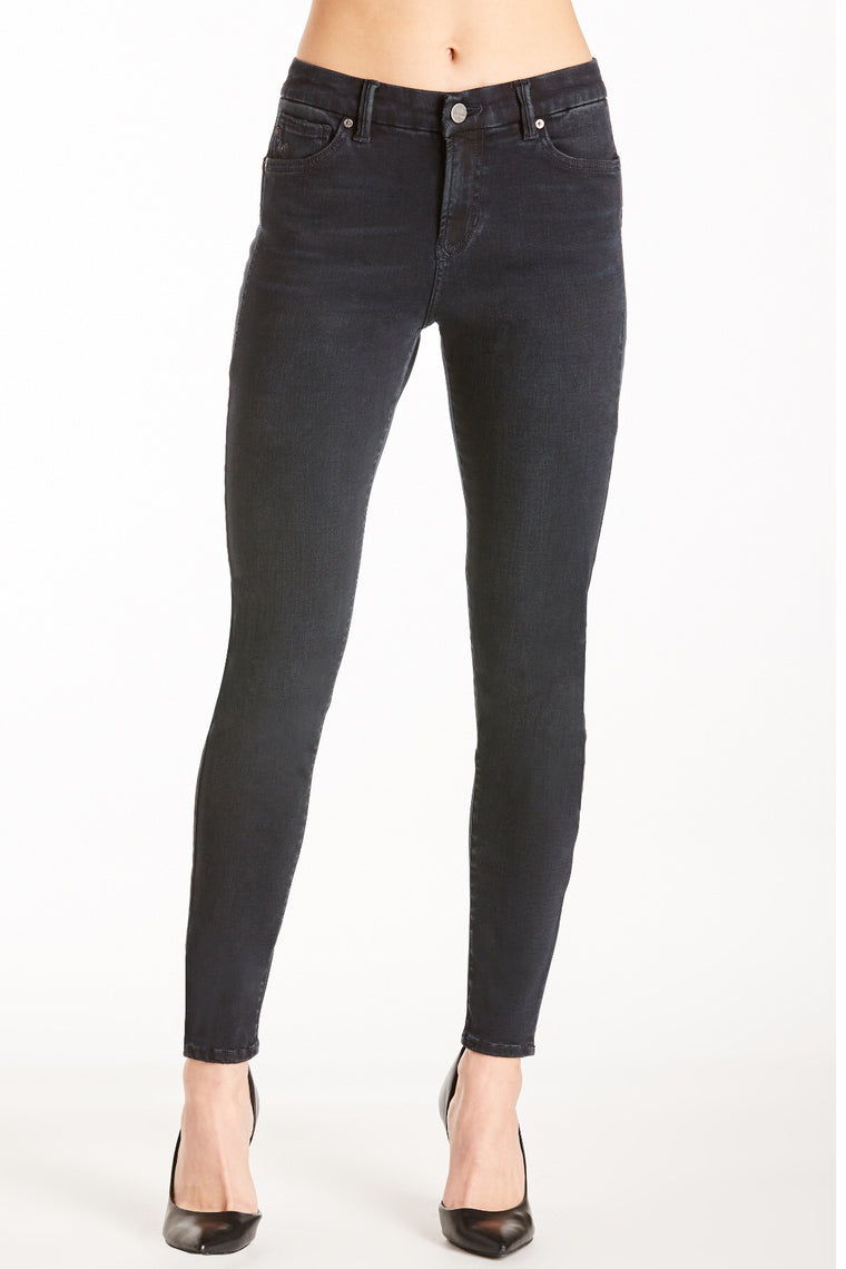 Gisele Highrise Skinny In Hunter