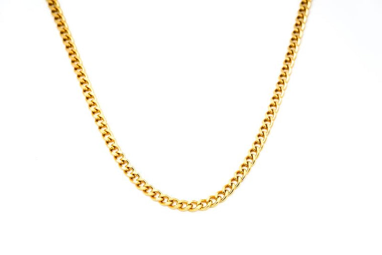 The Elliot Mini Chain Necklace
