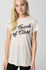 A Touch of Class Tee