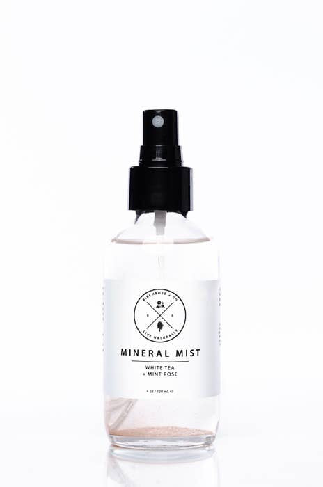 Mineral Mist - White Tea + Rose Mint