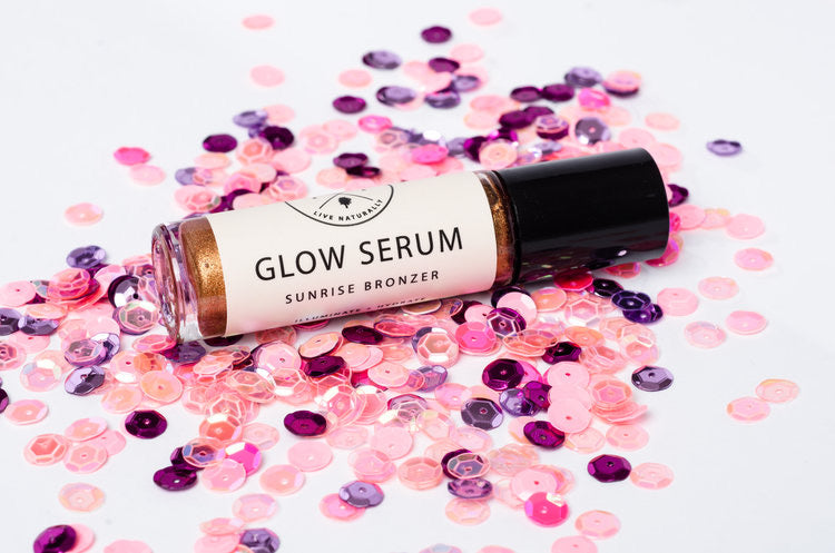 Glow Serum-Sunrise Bronze