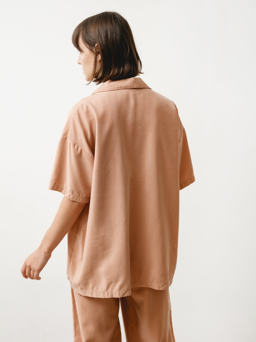 Edition Shirt - Modal Dusty Pink