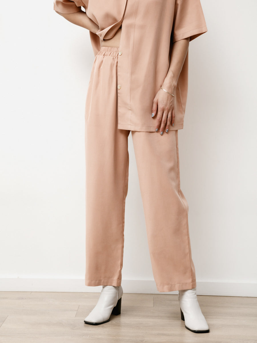 Vista Pant - Modal Dusty Pink