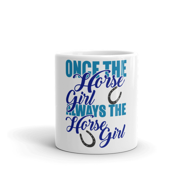 Once A Horse Girl Coffee Mug