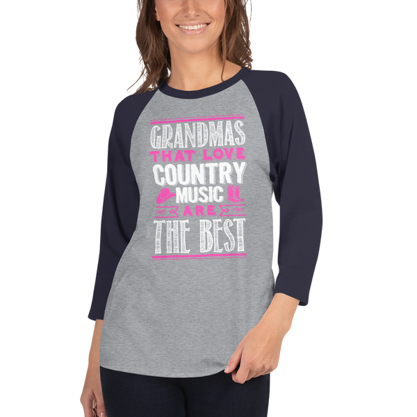 Grandma's That Love Country Music Are the Best