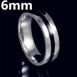 Stainless Strip Ring for Collection