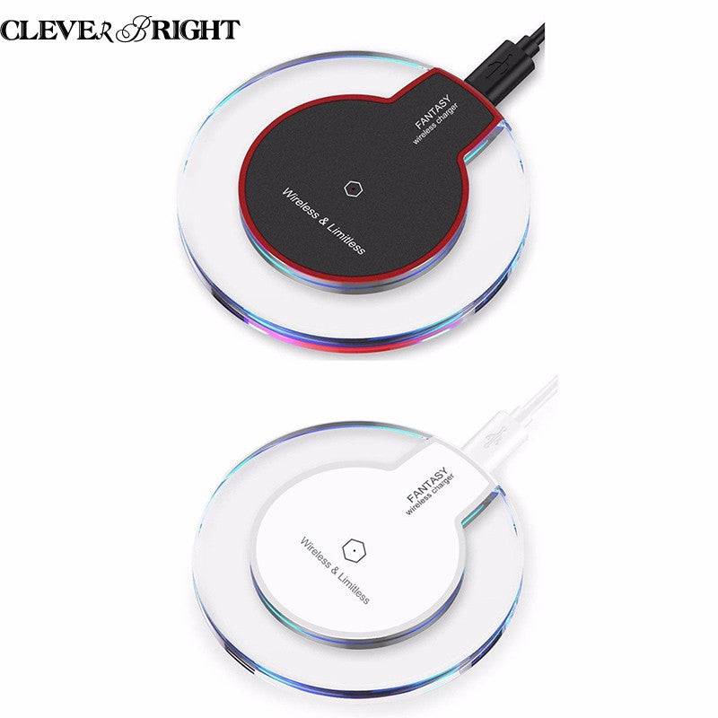 Wireless Charger Qi for SAMSUNG, Android Iphone
