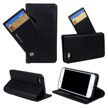 iPhone Luxury Leather Card Holder