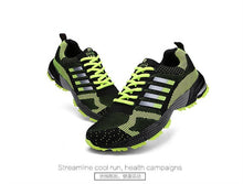 Lovers men running shoes