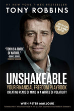 Unshakeable - Your Financial Freedom Tony Robbins Ebook