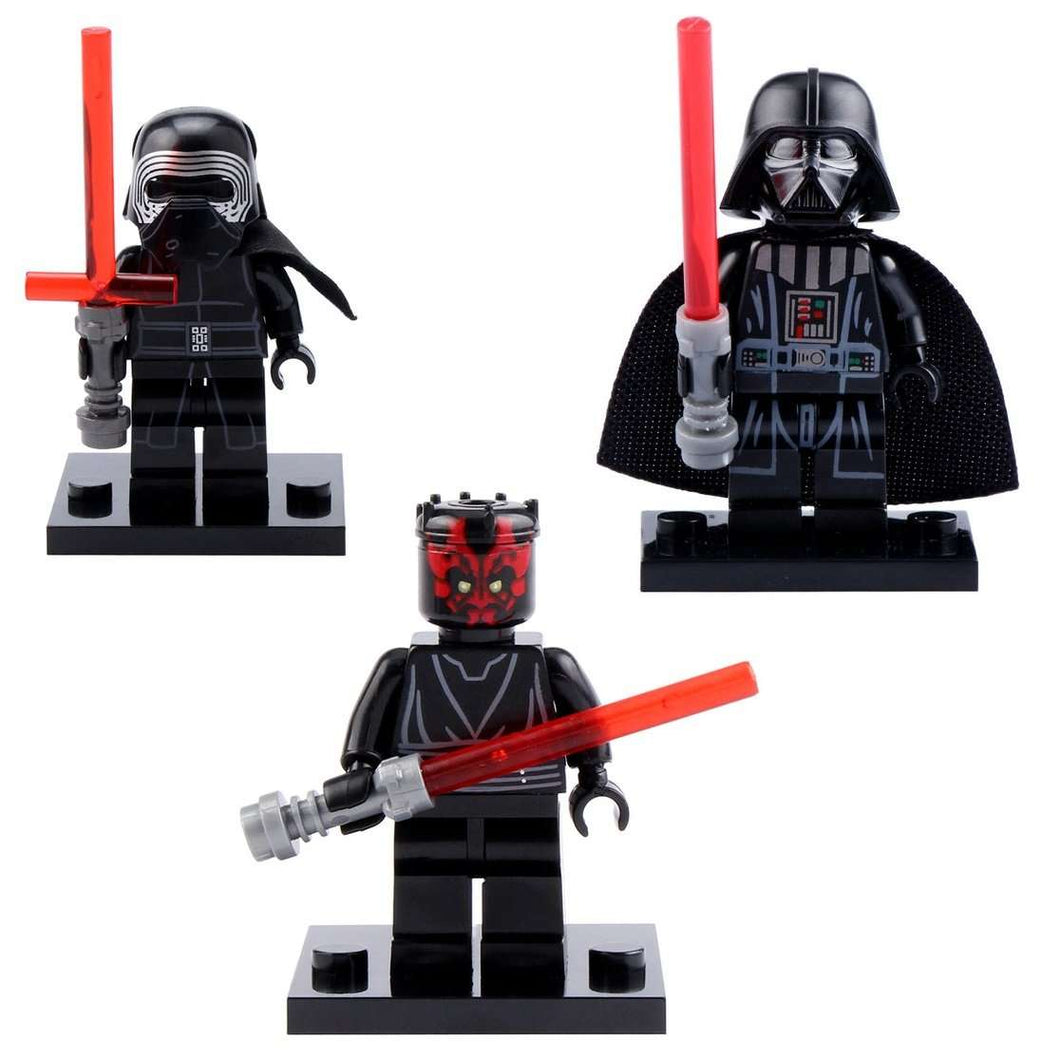 TRIO - Dark Lords and Kylo