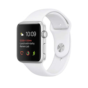 White iWatch Series 2