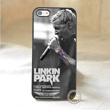 Chester Bennington Linkin Park iPhone Case