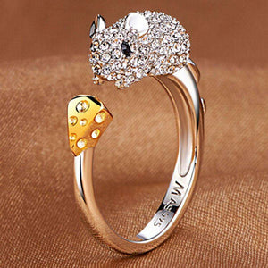 Chinese Zodiac Rings
