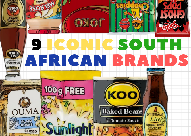 9 Iconic South African Brands