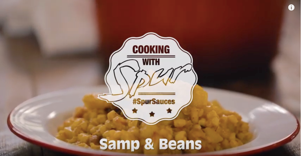 How To Make Samp And Beans