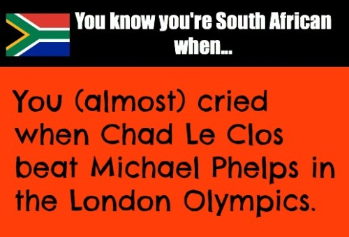Almost Cried Chad Le Clos