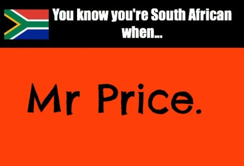 MR PRices