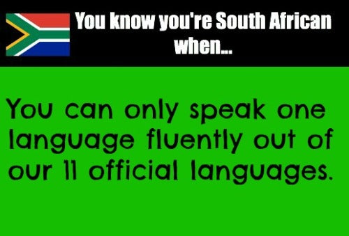 Speak only one offical language