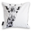 Cushion Cover SC BW 05 Giraffe