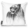 Cushion Cover SC BW 17 Lioness