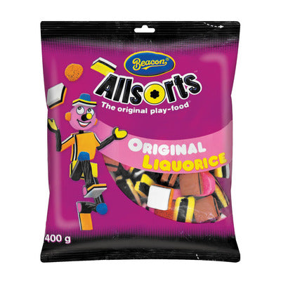 Liquorice All Sort Trio 400g