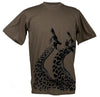 T-Shirt Big Giraffe