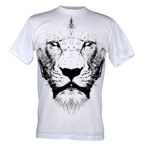 African Lion T-Shirt Men