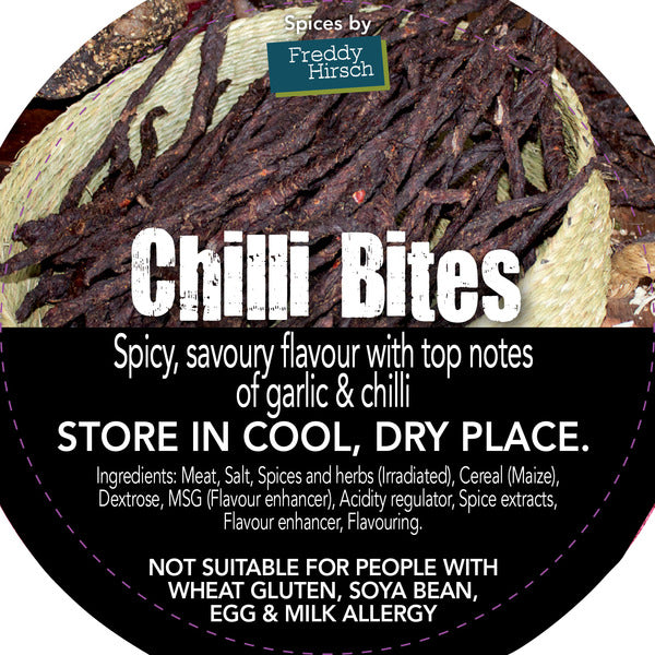 Freddy Hirsch Chilli Bite Seasoning 200g