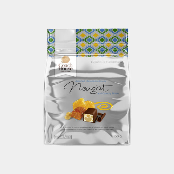 Coach House Assorted Macadamia Honey Pouch 150g