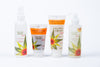 Aloe Cleansing and Scrub Range