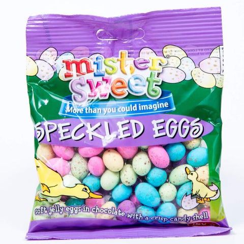 Mister Sweet Speckled Eggs 125g