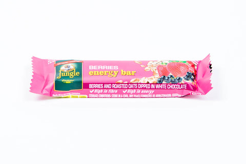 Jungle Berries Energy Bar