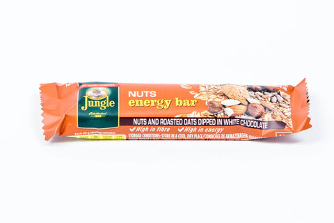 Jungle Nuts Energy Bar