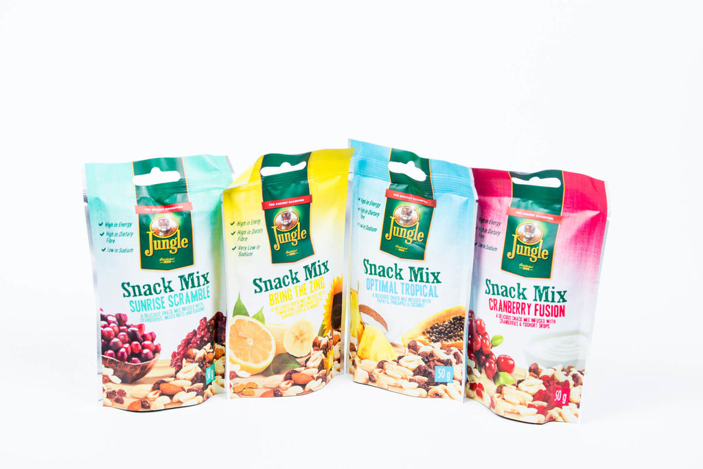 Jungle Snack Mix Optimal Tropical 50g