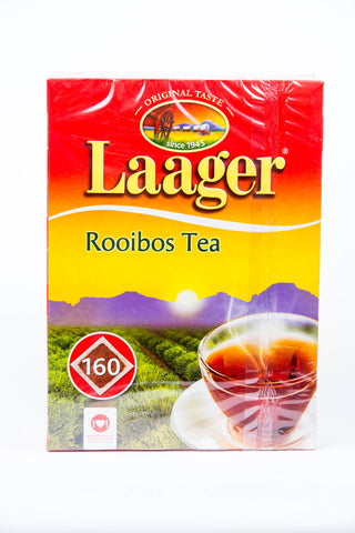 Laager Rooibos Tea 160 count