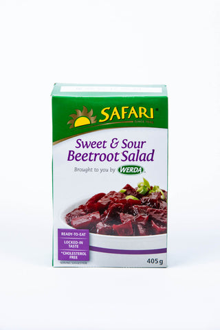 SAFARI Salad Sweet & Sour Beetroot Salad 405g