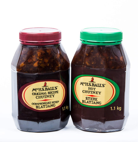 Mrs Balls Original Recipe Chutney 1.1kg