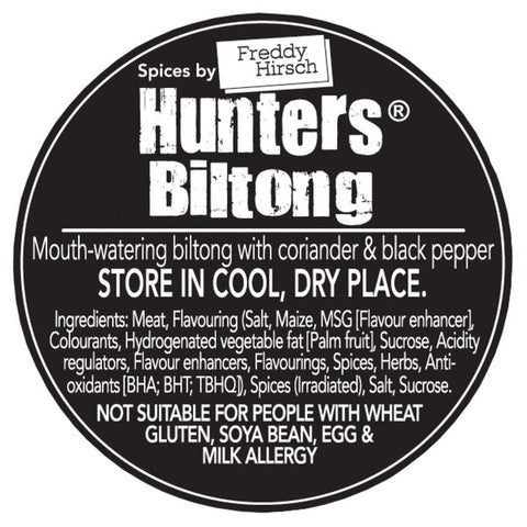 Freddy Hirsch Hunters Biltong Seasoning 1kg